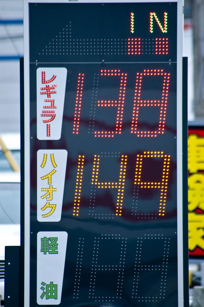 レギュラー、ハイオク、軽油の違いって?ガソリンの疑問をスッキリ解決!