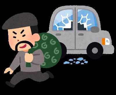 カーナビを盗難被害から守ろう!年間盗難件数は?盗まれやすい地域・車種がある?