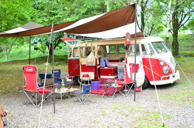 キャンプ場に車で行くなら持っていこう!もっと楽しくなる便利グッズ10選
