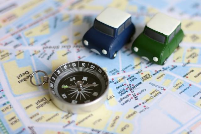 失敗したくないドライブ前に!Googleマップでオリジナル地図を作ろう!作成時のコツも