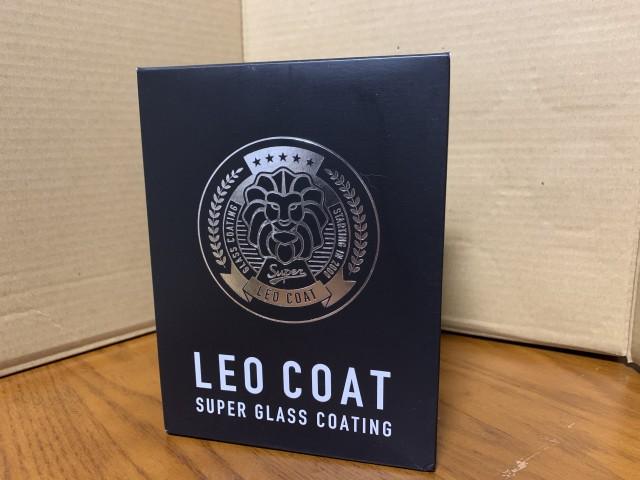 本格ガラスコーティング「LEO COAT」で新車並みにピカピカにしてみた!